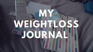 My Weight Loss Journal Diy