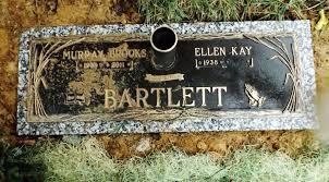Murray Brooks Bartlett Jr. (1939-2011) - Find A Grave Memorial