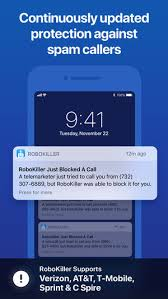 On App ‎robokiller Blocker Spam Call The Store