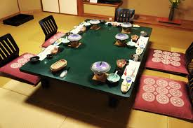 Japanese Dinner Table 20 japanese home decorations in the dining room |  home design lover