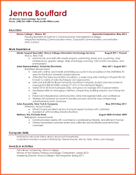 Resume Template For College Students 100100 resumes for college students resumesgood 57
