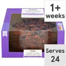 <b>Birthday</b> & Celebration <b>Cakes</b> - Tesco Groceries