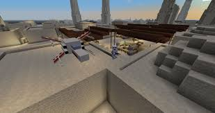 Minecraft coruscant map download