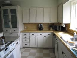 Plain Front White Kitchen Cabinets Kitchen Cabinet