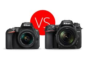 Nikon Camera Comparison Chart 2018 Nikon D5600 Vs D7500 Which Should You Buy Light And Matter