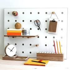White peg boards Hanging Display White Peg Boards Peg It All Little Pegboard Wall Mounted Storage Panel In White White Polypropylene Sears White Peg Boards Caraterbaruinfo