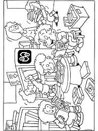 Kinderboeken Kleurplaten Internetwijzer Basisonderwijs