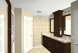master bathroom designs on a budget.  Bathroom Wall 4 Light Fixtures Over Mirror Bath Master Bathroom Design On A Budget  White Full Tile Designs O