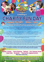 Charity Fun Day on behalf of Chris... - OTS News Southport   Facebook