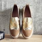 Espadrilles flat footwear for women