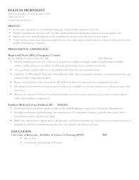 Sample Resume For Nursing Student Impressive Resume Of Nurse Nursing Student Resume Sample Curriculum Vitae Nurse