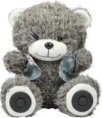<b>Портативная колонка Ritmix ST-250</b> Bear BT (серый)