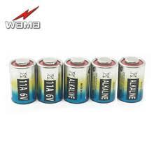 Online Shop <b>10pcs</b>/pack Wama <b>4LR44</b> Batteries L1325 <b>6V Primary</b> ...