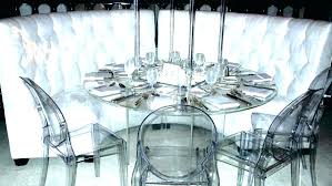 acrylic furniture toronto. Acrilic Furniture Acrylic Dining Room Set Clear Table . Toronto A