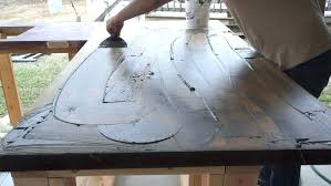 cleaning concrete unsealed before sealing countertops and clean