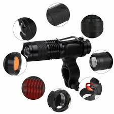 <b>Bicycle Light</b> 7 Watt 2000 Lumens 3 Mode Bike <b>Q5 LED</b> Front Light ...