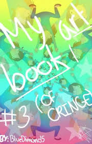 my artbook of cringe 3