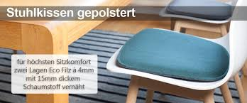 padded seat pads