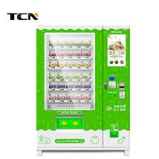 Fresh Food Vending Machines For Sale Delectable China Tcn Automatic Fresh Fruit Vegetables Frozen Food Vending