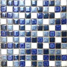 blue porcelain mosaic swimming pool tile ceramic wall tiles mosaic pcmt124 bathroom porcelain floor tiles mosaic