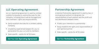 Partnership Agreement Between Companies 5 Best Partnership Agreement Services And Forms Reviews Of