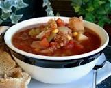 aunt gin s vegetable soup  crock pot