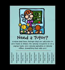 Teacher Brochure Example 27 Tutoring Flyer Templates Psd Ai Vector Eps Format Download