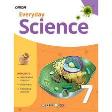 Vishv Books Everyday Science 7