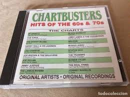 Pop Charts 1993 Chartbusters Hits Of The 60s 70s 1993