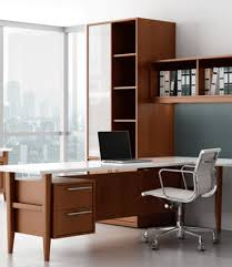 image modern home office desks.  office retro modern wood private office desk throughout image home desks