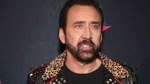 Nicolas Cage trainde varken voor nieuwe ...