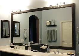 Framing A Tv Mirror Tv Framing Servicemirror Ideas Bathroom Shopwizme