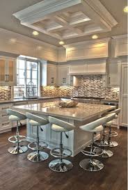 All White Kitchen Designs Decoration Custom Design Ideas