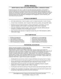 financial advisor resume cover letter template for cfo cover letter