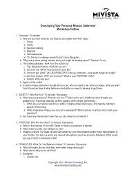 Value Statement Example For Resumes Value Statement Examples For Resumes