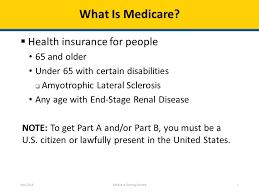2016 National Training Program Module 0 Medicare Getting