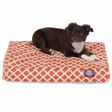 majestic pet beds. Bamboo Orthopedic Memory Foam Rectangle Dog Bed Majestic Pet Beds S