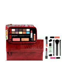 makeup on the move maquillage nomade set br