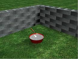 cinder block ideas concrete block grill wood block bench