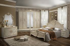 Elegantes Barock Schlafzimmer Set Malfi 4 Teilig Ebay
