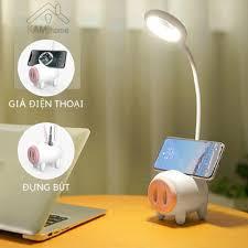 sỉ, lẻ Đèn bàn học sạc tích điện ❤Bảo hành 3 tháng❤Chọn mẫu❤ đèn led đọc  sách chống cận cho trẻ em học sinh