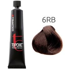 Goldwell 6rb Colour Chart Goldwell Topchic 6rb Hair Color 2 1 Oz