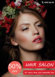 Hair Salon Flyer Templates Hair Salon Flyer Free Hair Salon Flyer Templates