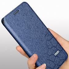 <b>MOFI</b> Premium Protective Flip Leather Stand Case For <b>Xiaomi Mi 8</b>