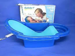 safety first baby bathtub safety space saver baby fold up bath tub blue amp safety first safety first baby bathtub