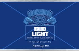Bud Light Cards Bud Light