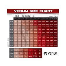 Venum Shorts Size Chart Venum Mma Fight Shorts Minotaurus Black S