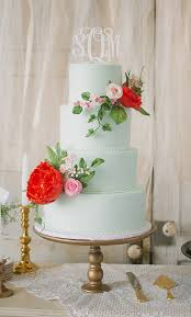 28 Amazing Wedding Cake Styles To Steal For Your Big Day Onefabdaycom
