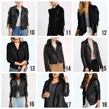 leather jackets 2 10 fringe faux leather biker