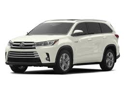 2017 Toyota Highlander Hybrid Price, Trims, Options, Specs, Photos ...